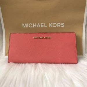 NEW! MICHAEL KORS BIFOLD WALLET